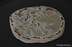 Flipped bhakhri